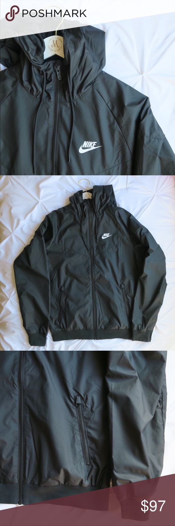Men's Nike Sportwear Windrunner MEN'S NIKE SPORTSWEAR WINDRUNNER Size Small NWT Retail Price $100  🚫 No trades 📦 Will ship next day, or even same day ✨ Open to reasonable offers 💡 Bundle to save on shipping Nike Jackets & Coats