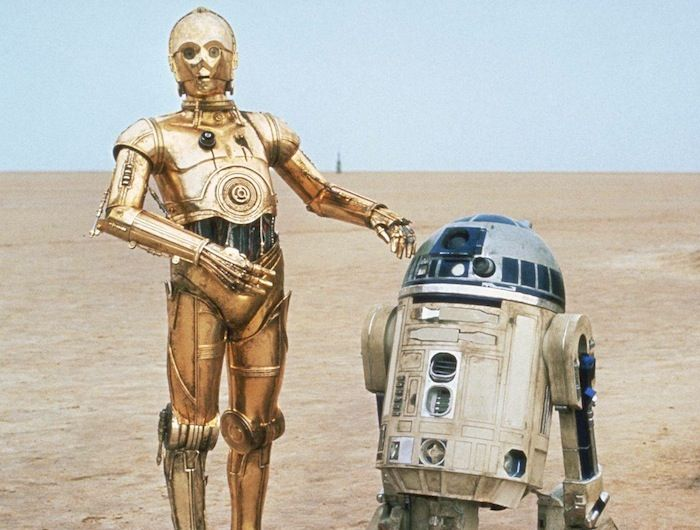 """10 Famous Duos Who Couldn't Stand Each Other: C-3PO and R2-D2       Kenny Baker, who played R2-D2 in the """"Star Wars"""" series, called Anthony Daniels, the voice of C-3PO, """"the rudest man I've ever met."""" Baker, who stands 3 feet 8 inches, said he asked Daniels several times to join him in making some potentially lucrative personal appearances. Daniels' reply, according to Baker: """"Go away, little man."""""""