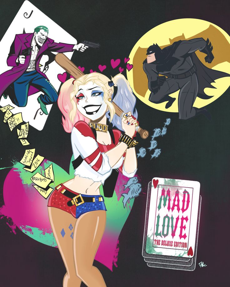 Mad Love Suicide Squad Edition - Terry Alec