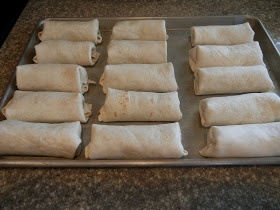 Deals to Meals: Homemade Frozen Burritos