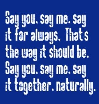 Lionel Richie - Say You Say Me - song lyrics, music lyrics, song quotes, music quotes, songs