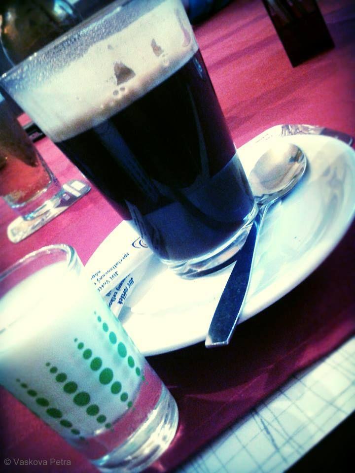 DYI latte macchiato © Petra Vaskova