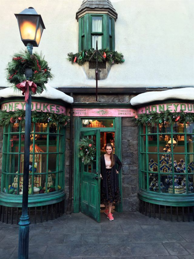 Universal Studios Hollywood Erfahrungen Highlights Tipps Fur Den Park Harry Potter Severus Awesome America Wizarding World Of Harry Potter