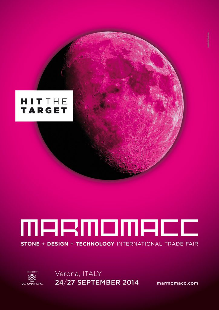 HIT THE TARGET 2014   Client MARMOMACC 2014   Group VERONAFIERE