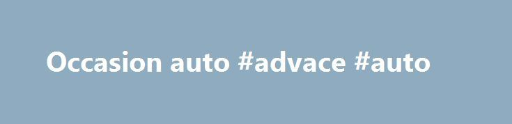 Occasion auto #advace #auto http://nigeria.remmont.com/occasion-auto-advace-auto/  #occasion auto # Miscellaneaous information Summary The summary displays data on what Internet Protocols a domain points to (A-records for IPv4, and AAAA-records for IPv6). It also contains information on name- and mail servers. What IP addresses does auto-occasion.de use? auto-occasion.de uses the IP address 213.132.197.18 only which also design-tasche.de. aromaoel-shop.de. athp.traffic-boom.de and tens of…