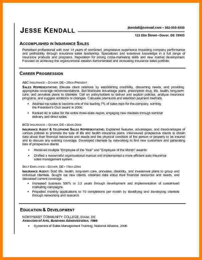 Real Estate Agent Resume Description Best Of 5 Insurance Agent Job