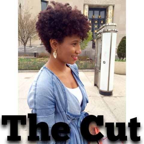 i would love to have my hair cut like this, too bad im scared of scissors