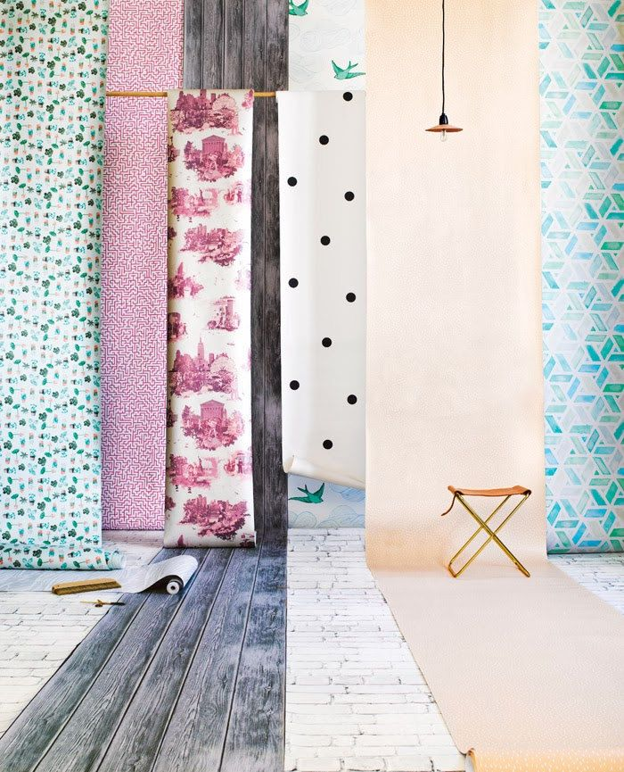 PEEL IT! STICK IT! LOVE IT!  Self-adhesive vinyl Wallpapers are the HOTTEST things in HOME DECOR right now! Our one of kind designs is sure to give you