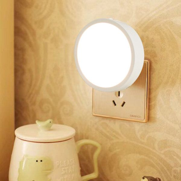 LED Night Light Infrared Remote Sensing Energy-saving Bedside Lamps