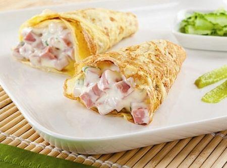 Temaki de Omelete e Mortadela - Veja como fazer em: http://cybercook.com.br/receita-de-temaki-de-omelete-e-mortadela-r-16-106028.html?pinterest-rec