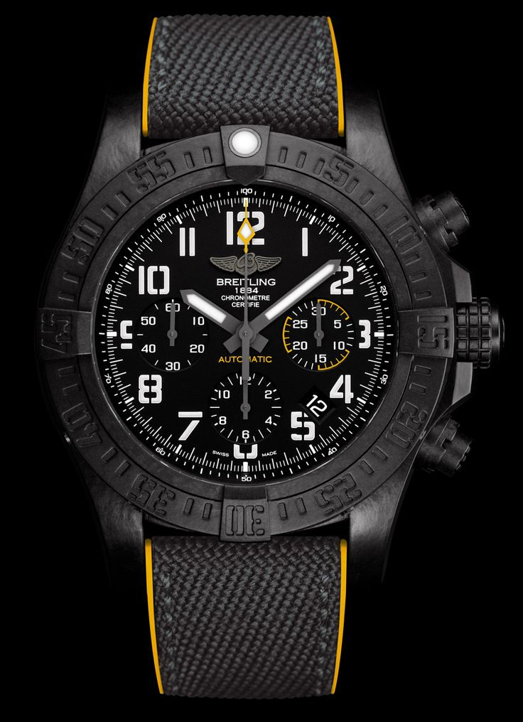 Avenger Hurricane 45 - Breitling - Instruments for Professionals