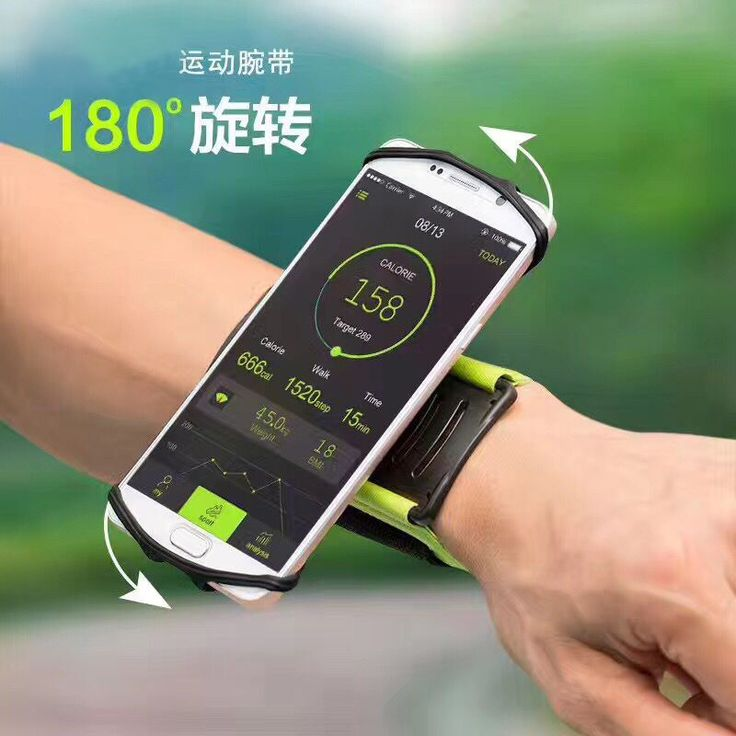 >> Click to Buy << Wristband Running Touch Screen 180 Rotating Parachute Sports Wrisband Case for iPhone 6/6S/7/7 Plus by Mounchain Length  #Affiliate
