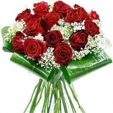 Rosas Vermelhas com Vivas  Bouquet de amor = Rosas vermelhas Revelar seus sentimentos com esta abundância de lindas Rosas Vermelhas.