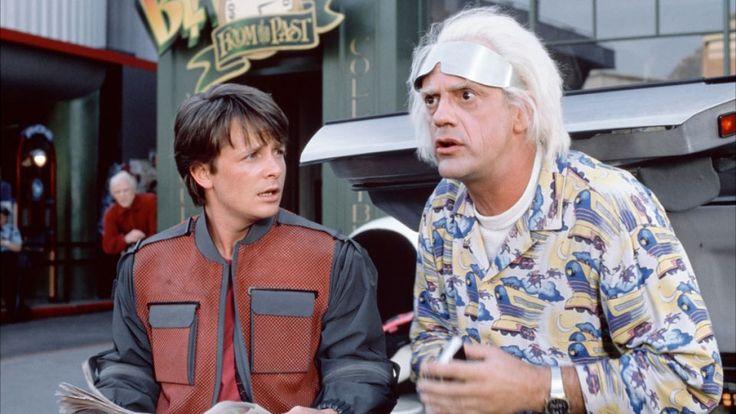 Bande-annonce Retour vers le futur II - Retour vers le futur II, un film de Robert Zemeckis avec Michael J. Fox, Christopher Lloyd.
