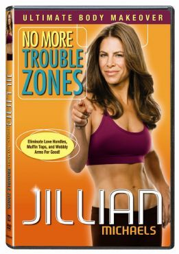 Jillian Michaels No More Trouble Zones is no joke. I thought I was going to die doing the 30 Day Shred. Then I tried this.