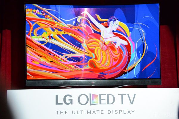 Trending: LG and Samsung Reveal Flexible (Bendable) TVs at CES 2014