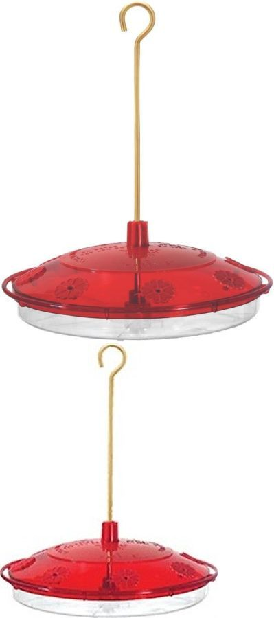 Feeders 46290: Happy Eight Hummingbird Feeder, No. H8-2, By Droll Yankees Inc -> BUY IT NOW ONLY: $33.38 on eBay!