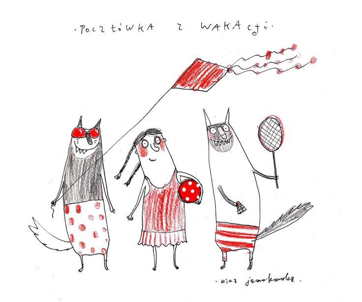 Nika Jaworowska - Summer Holidays