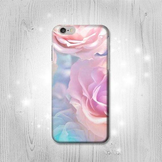Vintage Pastel Flowers Hard & Leather Flip Case iPhone 11