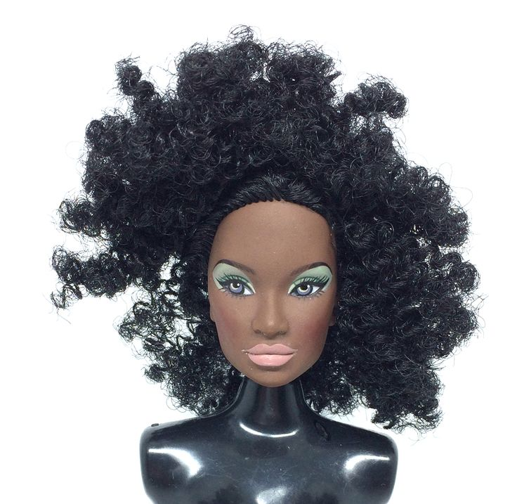 >> Click to Buy << NK One Pcs Original FR Doll Head  For FR  Limited Edition Collection Black Explosion Hairstyle Best DIY Gift For Girls'  Doll #Affiliate
