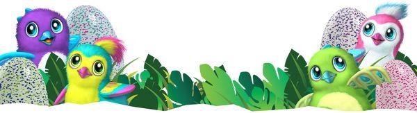 Hatchimals Birthday to Print | Free Hatchy Birthday Printables from Hatchimals | SKGaleana