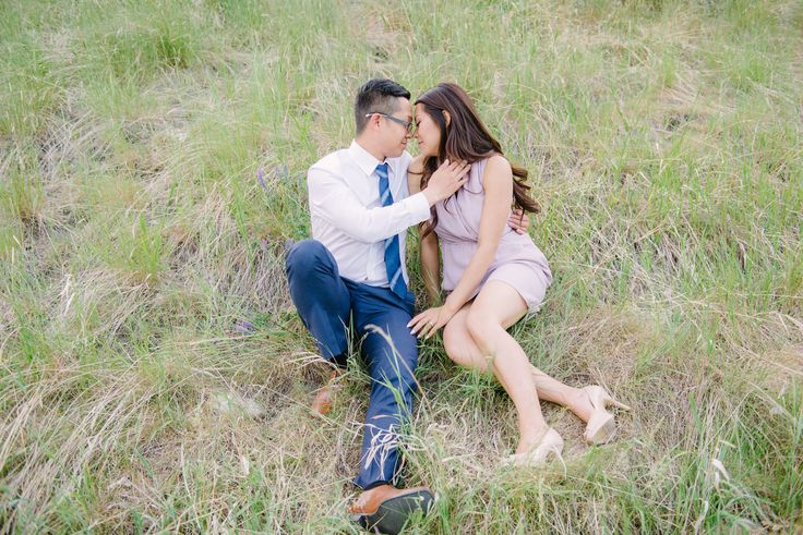 Louise Mckinney Park LOVE tall grass and short grass and all fluffly grass <3 Barbara Rahal Photography