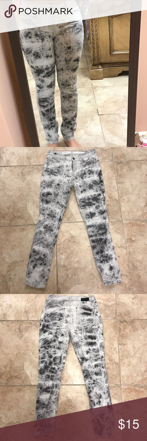 DKNY acid wash jeans DKNY acid wash jeans DKNY Jeans Straight Leg