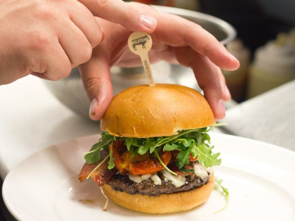 Slide Show   Behind the Scenes: Holsteins, One of the Best Burger Joints in Las Vegas   Serious Eats