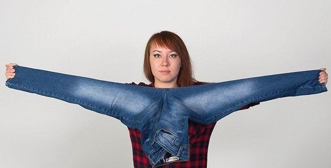 Denemeden 3 Adımda Doğru Beden Kot Pantolonu Almak