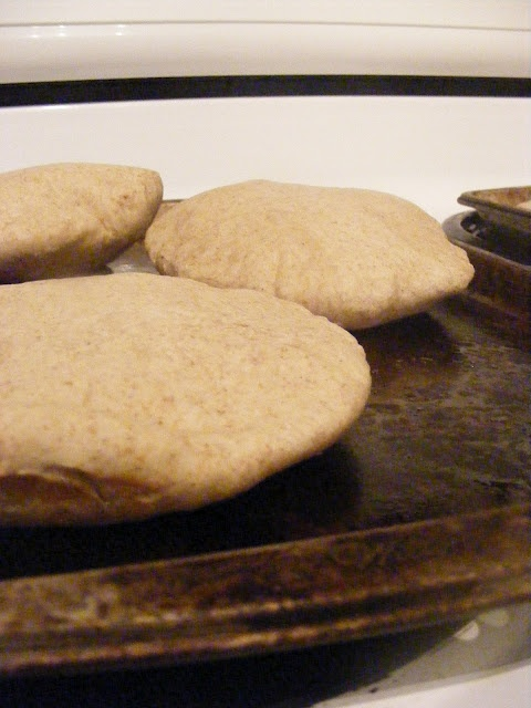 ... Pita Bread (and Pita Chips too!) - maybe this one will actually work