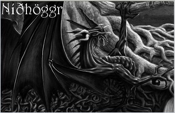 nidhogg dragon norse - 566×366