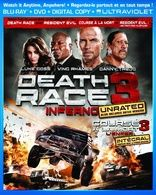 Death Race 3: Inferno Blu-ray