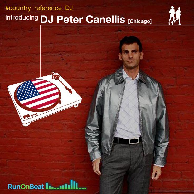 RunOnBeat USA_reference_DJ Peter Canellis @Leslie Mallman  Run & listen to : https://soundcloud.com/djcanellis