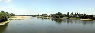 Behuard island, Loire river