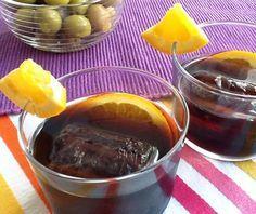 Vermut casero -Recetas fáciles, cocina andaluza y del mundo. » Divina Cocina