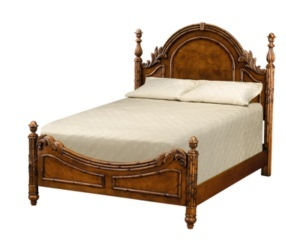 Product West Indies Poster Bed American Signature West
