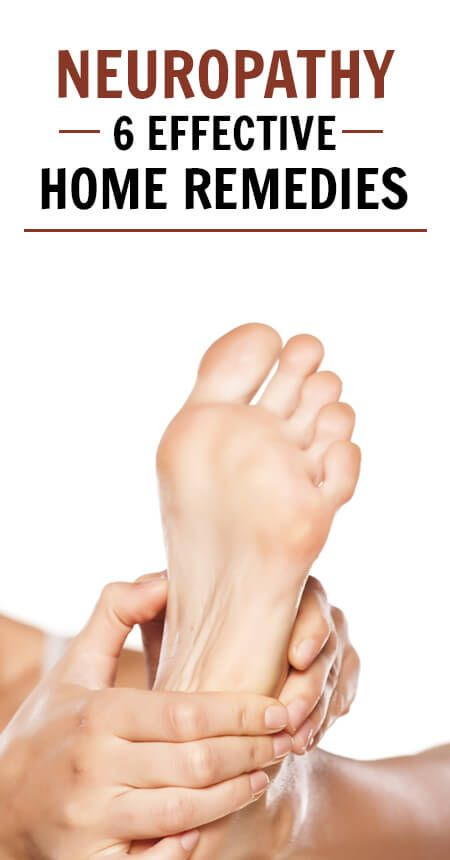 Neuropathy In Feet Natural Cure