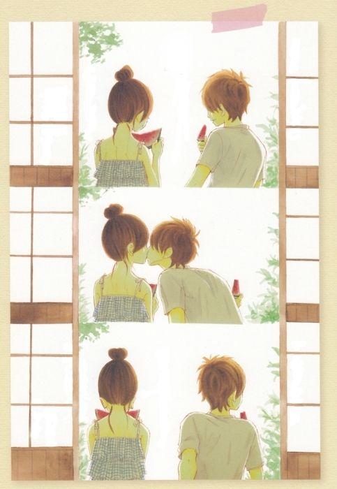 Kobato really cute anime but weird ending!