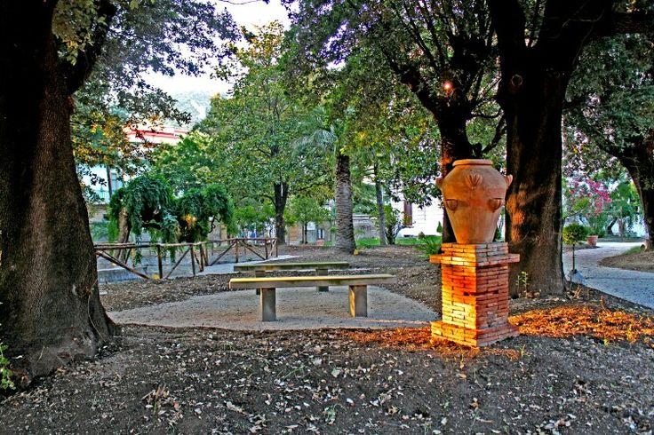 Giardino villa Del Balzo