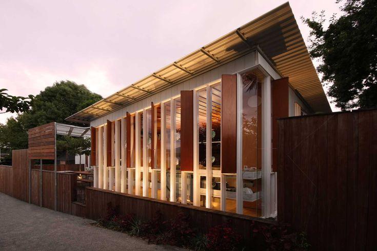 O'Sullivan Family Home by Bull O'Sullivan Architecture (via Lunchbox Architect)