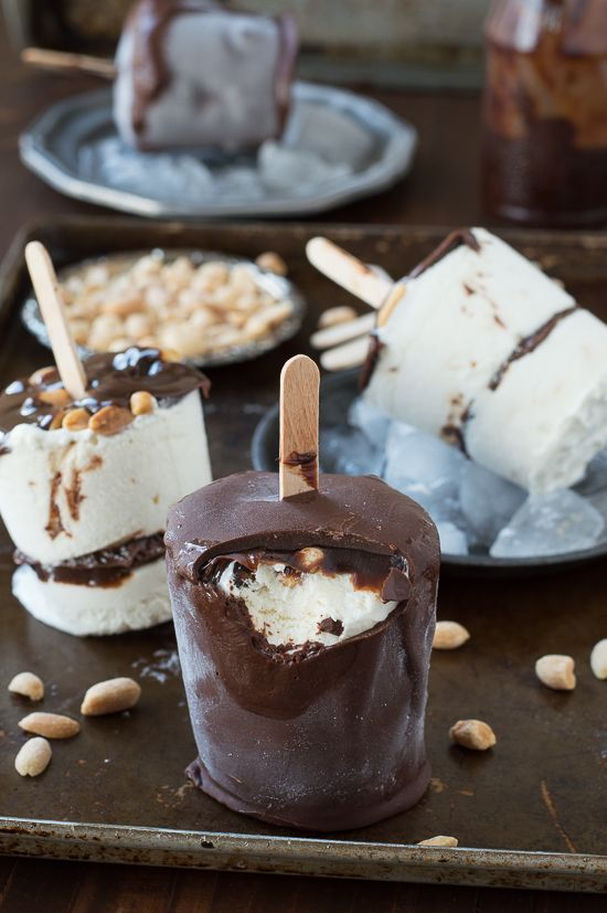 Copycat Dairy Queen Buster Bars posted by Beth @ The First Year on July 14, 2015 When we go out to eat, I'm the person who likes to order the same thing. I know! This probably goes against your ...