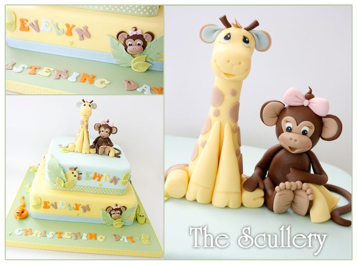 Jungle/Safari cake | by The Scullery (Louise)