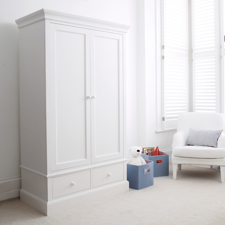 Classic Small Wardrobe | The White Company