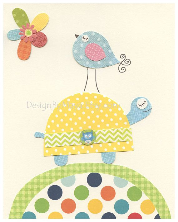 Nursery art prints Baby Room decor Nursery Art by DesignByMaya, $17.00