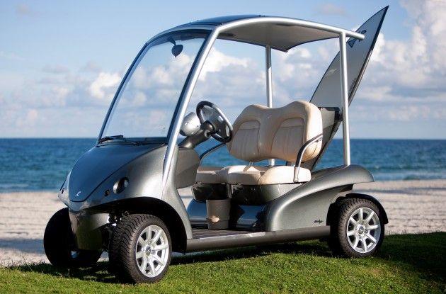 Cart made by Garia