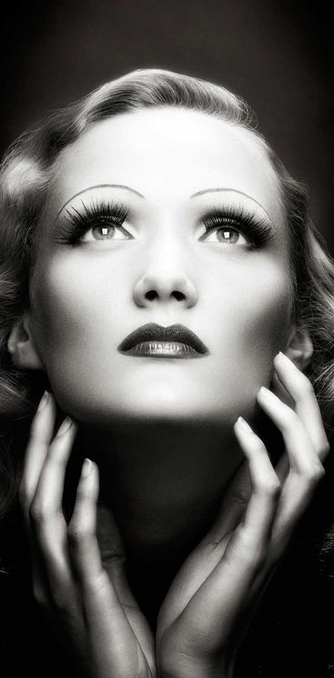"Marie Magdalene ""Marlene"" Dietrich (Schöneberg (German), December 27, 1901 – Paris (France), May 6, 1992)"