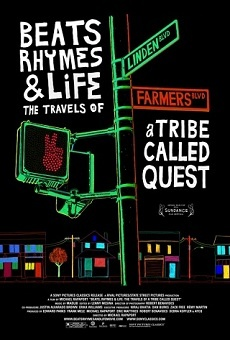 BEATS, RHYMES & LIFE: THE TRAVELS OF A TRIBE CALLED QUEST is a documentary film directed by Michael Rapaport about one of the most influential and groundbreaking musical groups in hip-hop history.