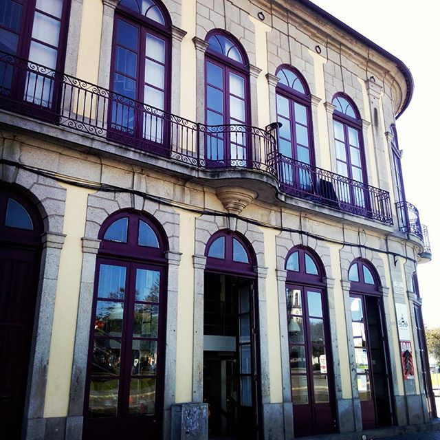 #vianadocastelo #architecture #portugal #beautifulcity #autumn #building #october