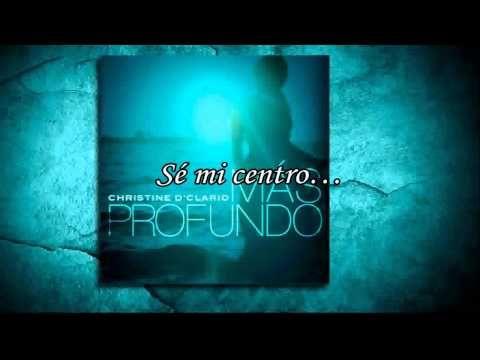 Christine D'Clario - Ancla (Letra) - YouTube