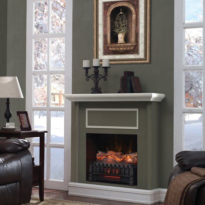 Doroteia Duraflame Electric Logs Electric Fireplace Duraflame